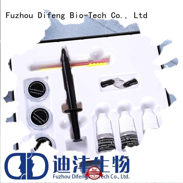 Custom fastest teeth whitening kit Supply teeth