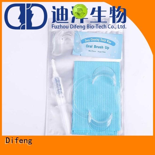 Difeng Top good teeth whitening kits Suppliers teeth