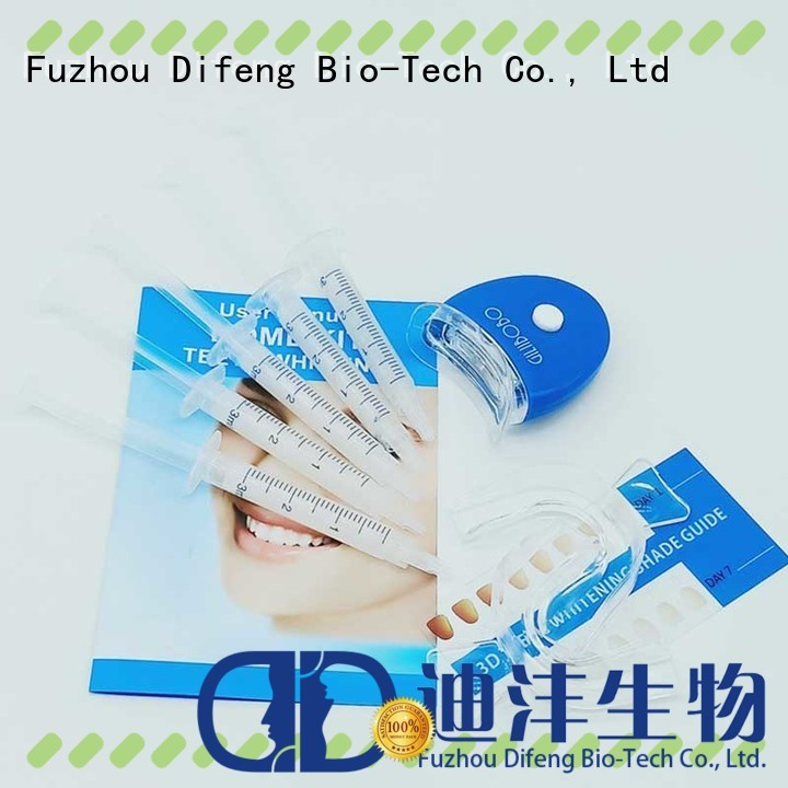 High-quality affordable teeth whitening kit factory Orthodontics