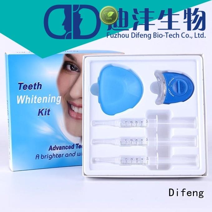 Top portable teeth whitening kit company DentistDental beauty