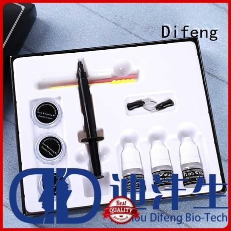 Difeng Wholesale top teeth whitening kits Supply Orthodontics