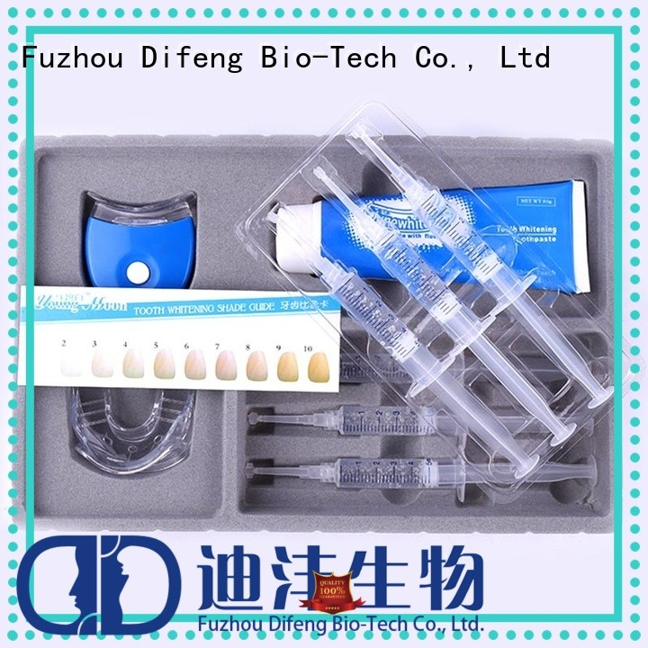 Difeng affordable teeth whitening kit company teeth