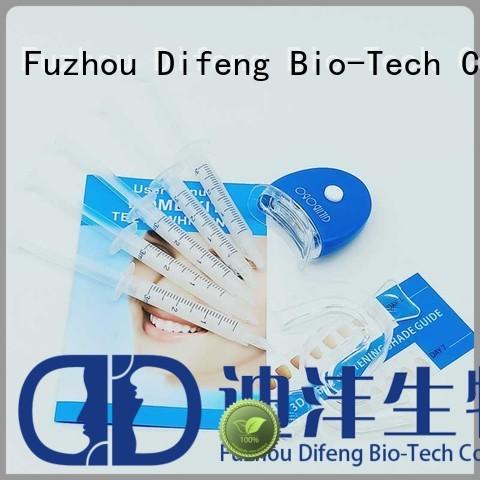 Difeng strongest teeth whitening kit manufacturers teeth