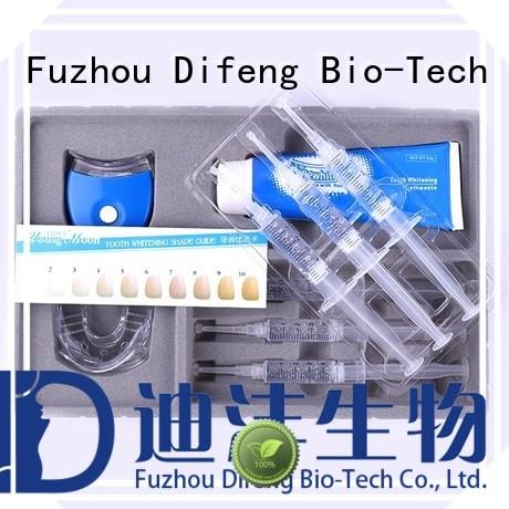 Difeng amazing teeth whitening kit Supply DentistDental beauty