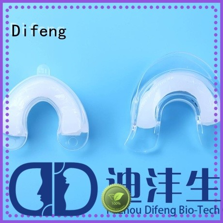 Difeng Wholesale teeth whitening mouth tray Supply teeth