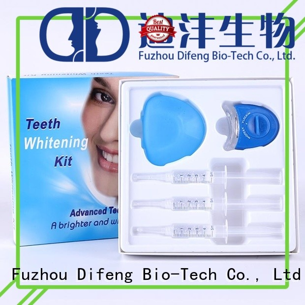 Custom effective teeth whitening kits factory teeth