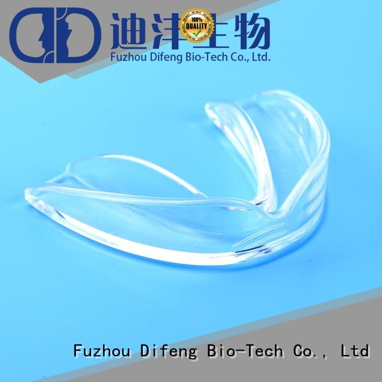 Difeng mouth trays for whitening factory DentistDental beauty