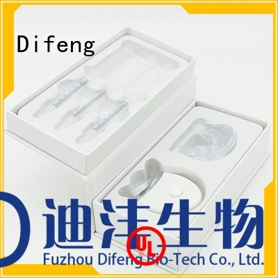 Difeng Top dental whitening kit company teeth