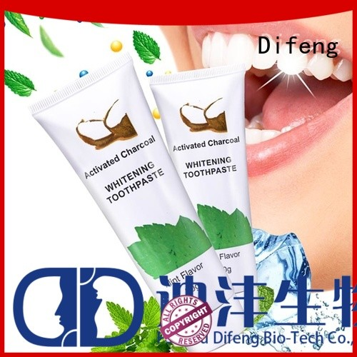 Wholesale amazing whitening toothpaste for business DentistDental beauty