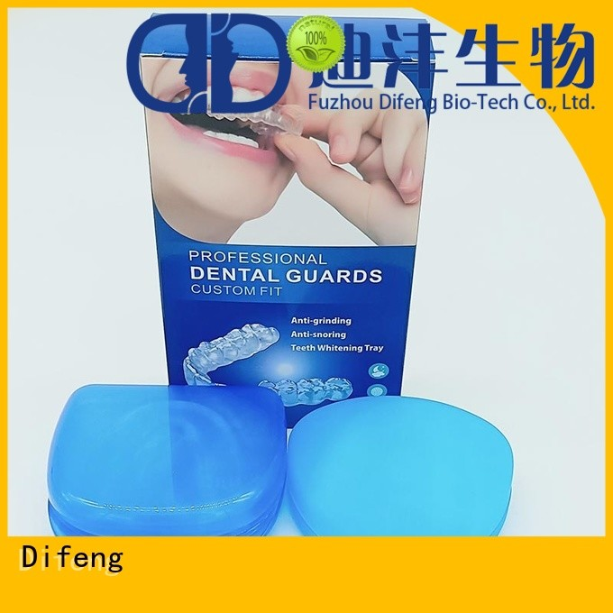 Difeng Top Teeth Whitening Tray manufacturers Oral Care