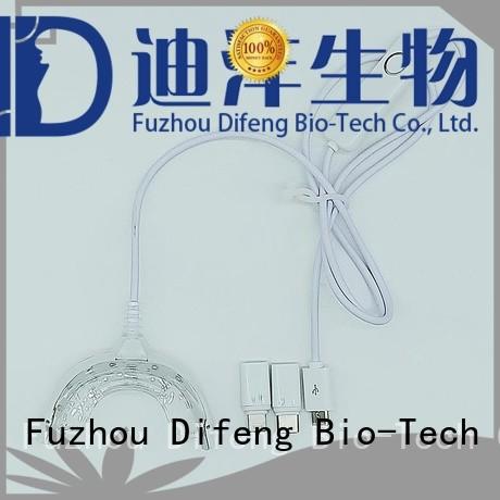 Difeng Custom portable teeth whitening machine manufacturers teeth