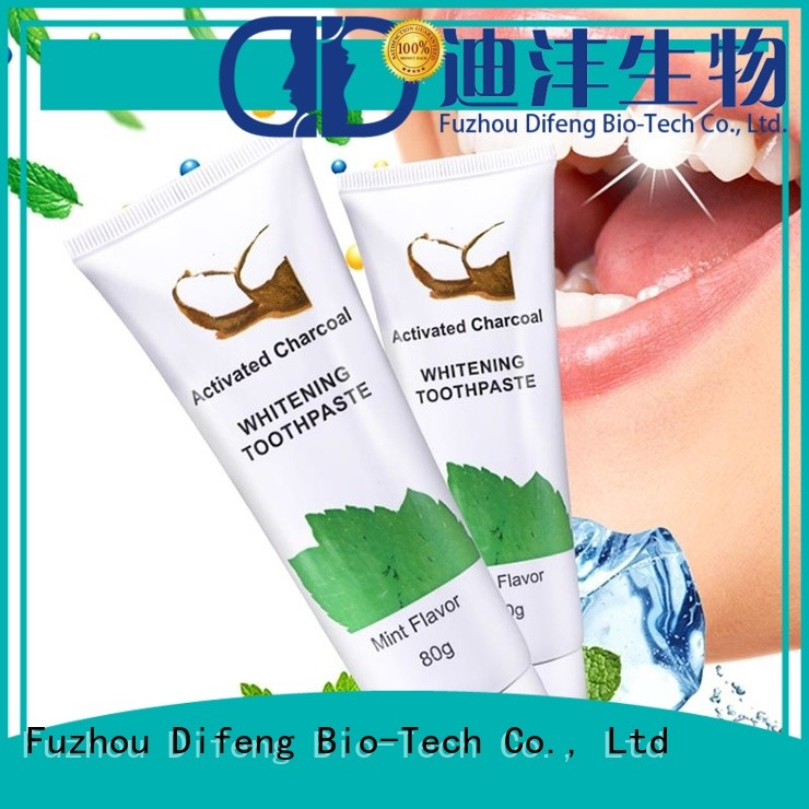 Difeng Wholesale best toothpaste without whitening Supply Oral Care