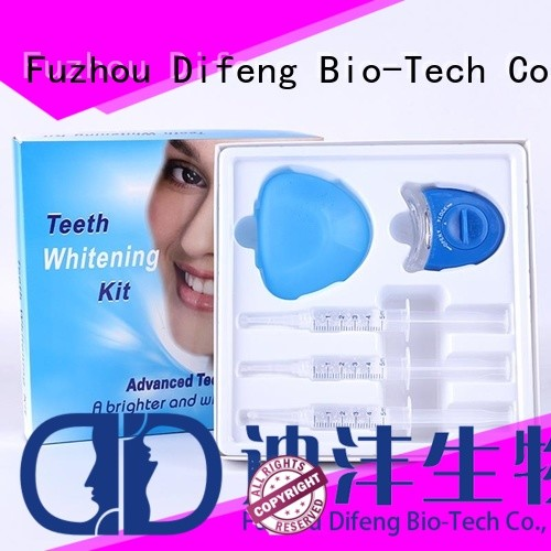 Difeng Best effective teeth whitening kits factory teeth