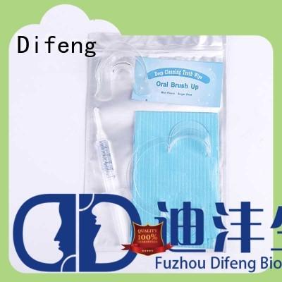 Difeng Latest portable teeth whitening kit Suppliers DentistDental beauty